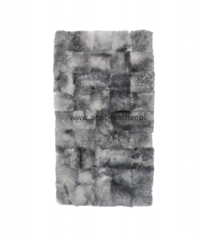 DESIGNER RUG NATURAL GREY SHORN