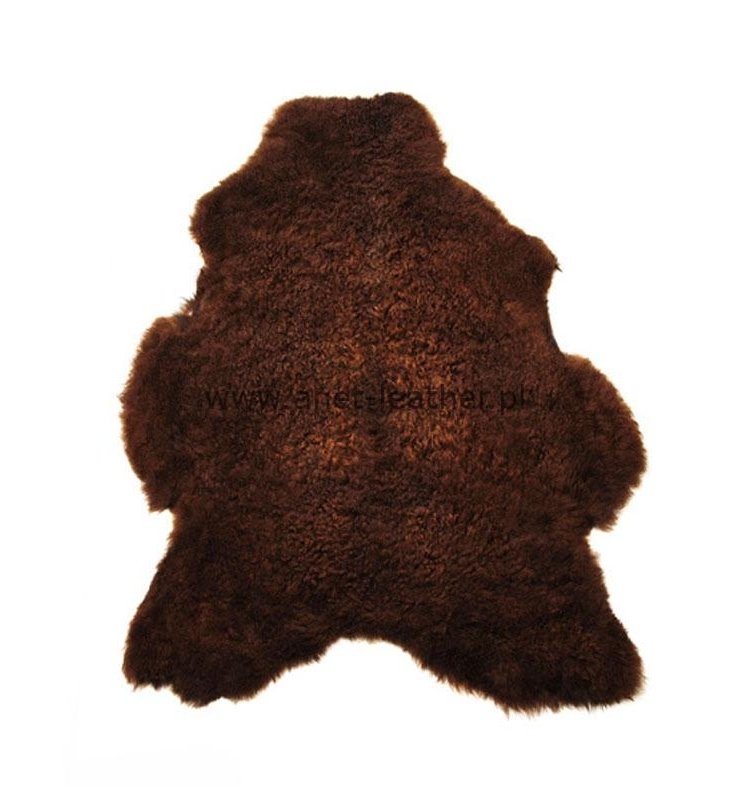 NATURAL RUSTY BROWN SHORN